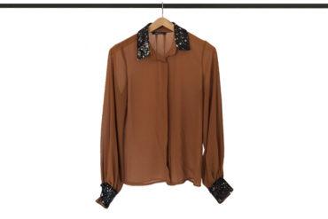 camicia-marrone